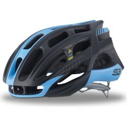 CASCO SPECIALIZED S3 nero azzurro