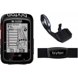 BRYTON GPS AERO 60 H con fascia cardio