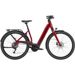 BICI CANNONDALE MAVARO NEO 5+ candy red
