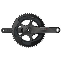 SRAM Red 22 Black BB30 50-34T 52-36T 53-39T Guarnitura 2x11v